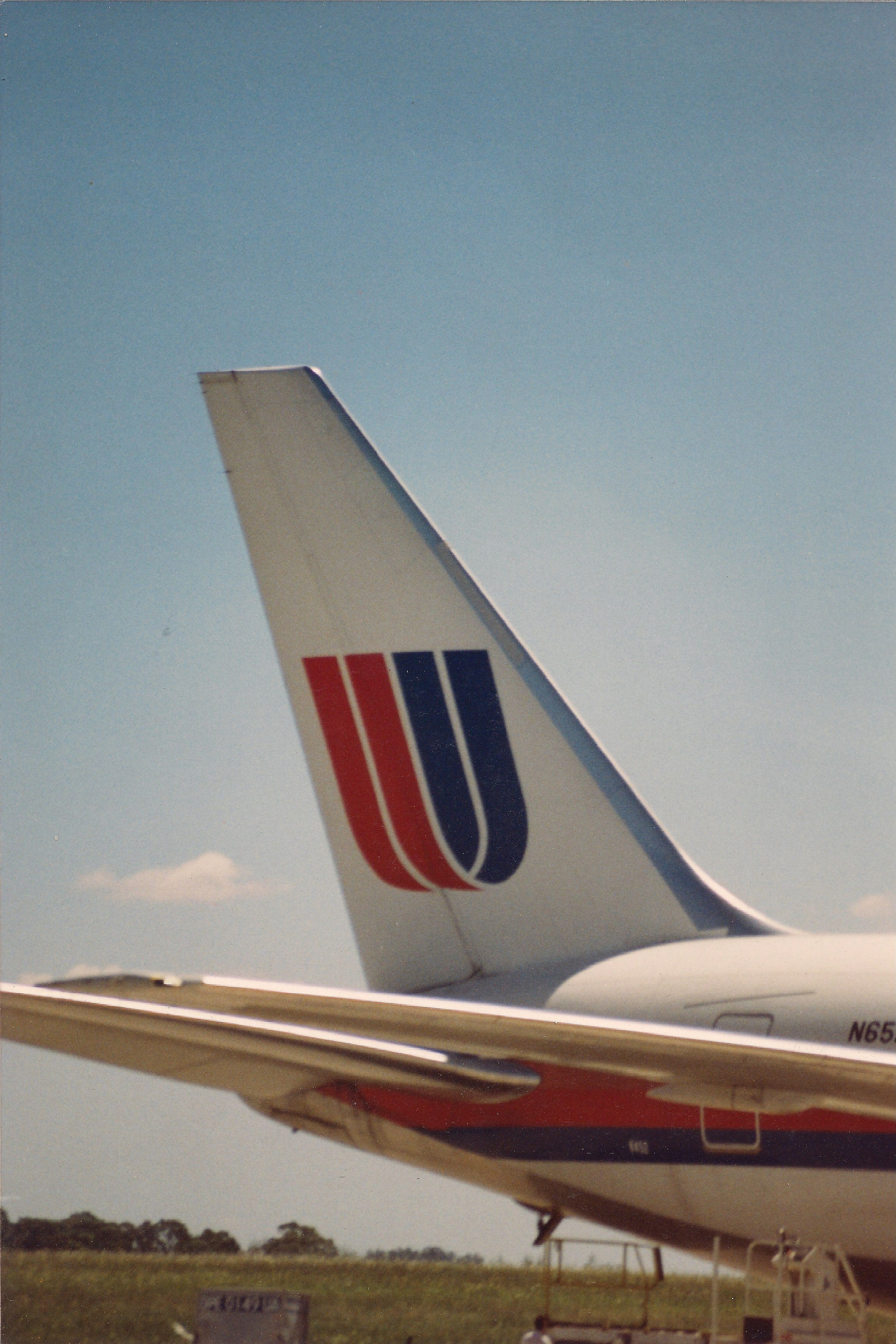 United Boeing 767 N652UA Airliners Tails Pinterest