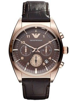 6dd737d39e6 Emporio Armani AR0371 Gents Chronograph Watch