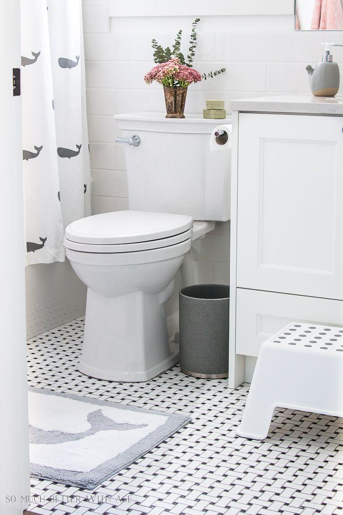 rustic kids bathroom decorating ideas   10 Design Tips for Kids' Bathroom   Bathroom interior ...