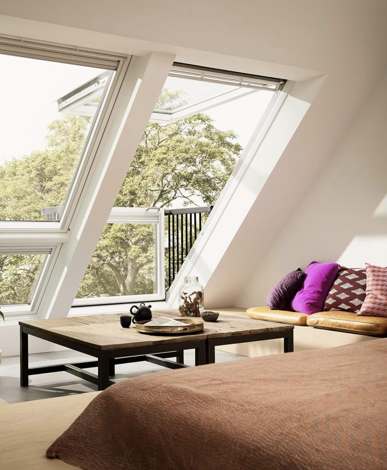 Velux Cabrio Roof Window Velux Skylights Roof Window Loft Room