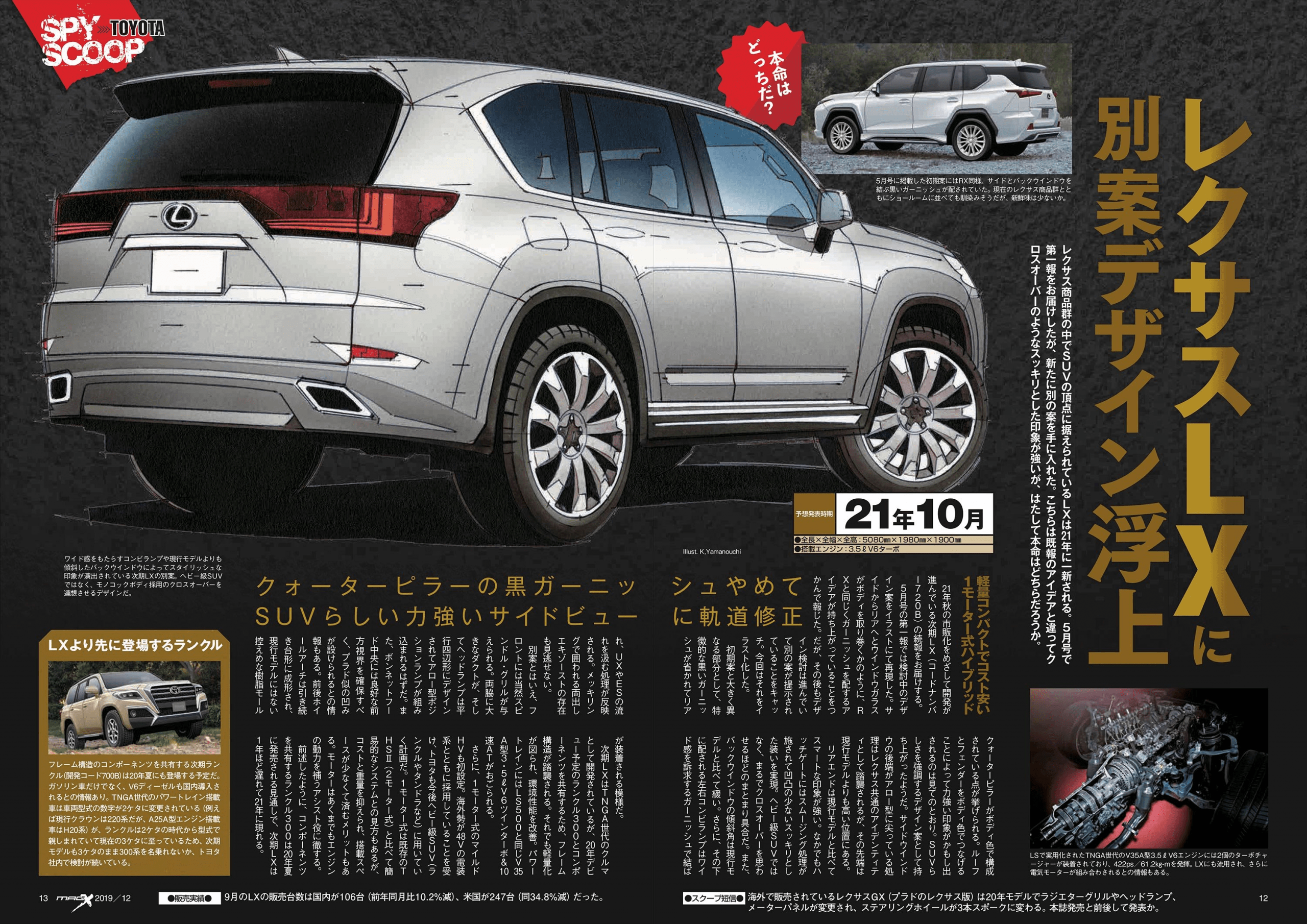 Überprüfungs- und Veröffentlichungsdatum 2021 Toyota Estima