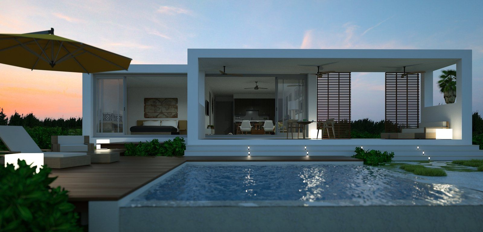 These Modular Hurricane Proof Homes Cost Less Than 200 000 To Build Prefab Homes Florida Florida Home Prefab Modular Homes