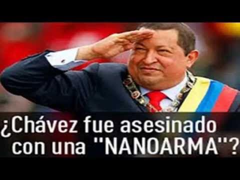 Identifican El Arma Con La Que Indujeron Cáncer A Hugo Chávez