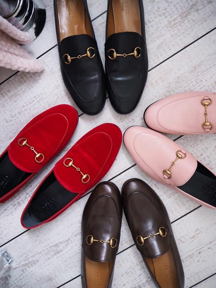 ce97a92a79 GUCCI LOAFERS