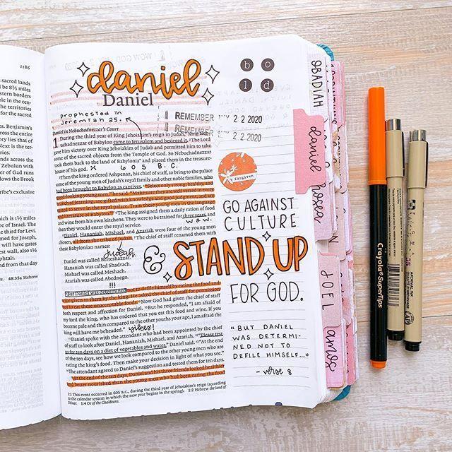 My Favorite Bible Journaling Supplies!