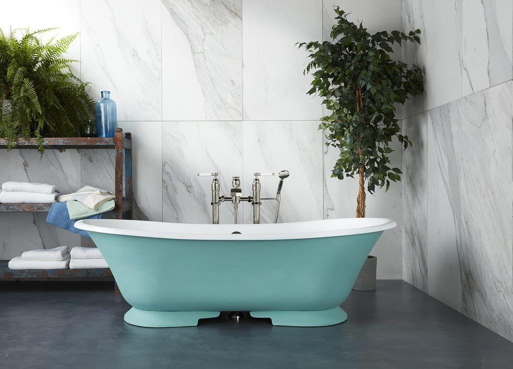 The Serpentine Cast Iron Skirted Bath Tub   Pinterest   Bath tubs ...