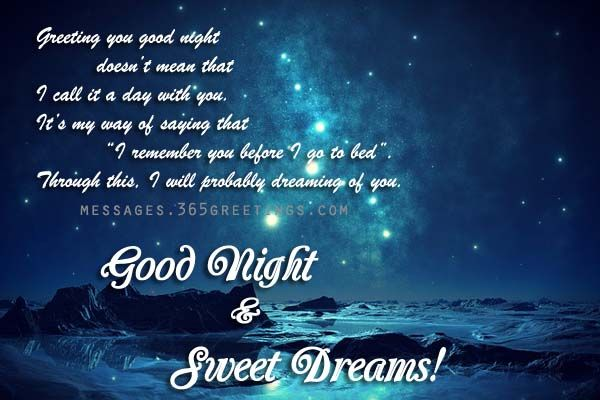 Good Night Love Messages, Goodnight Love SMS Text Messages Holiday  Messages, Greetings And Wishes   Messages, Wordings And Gift Ideas