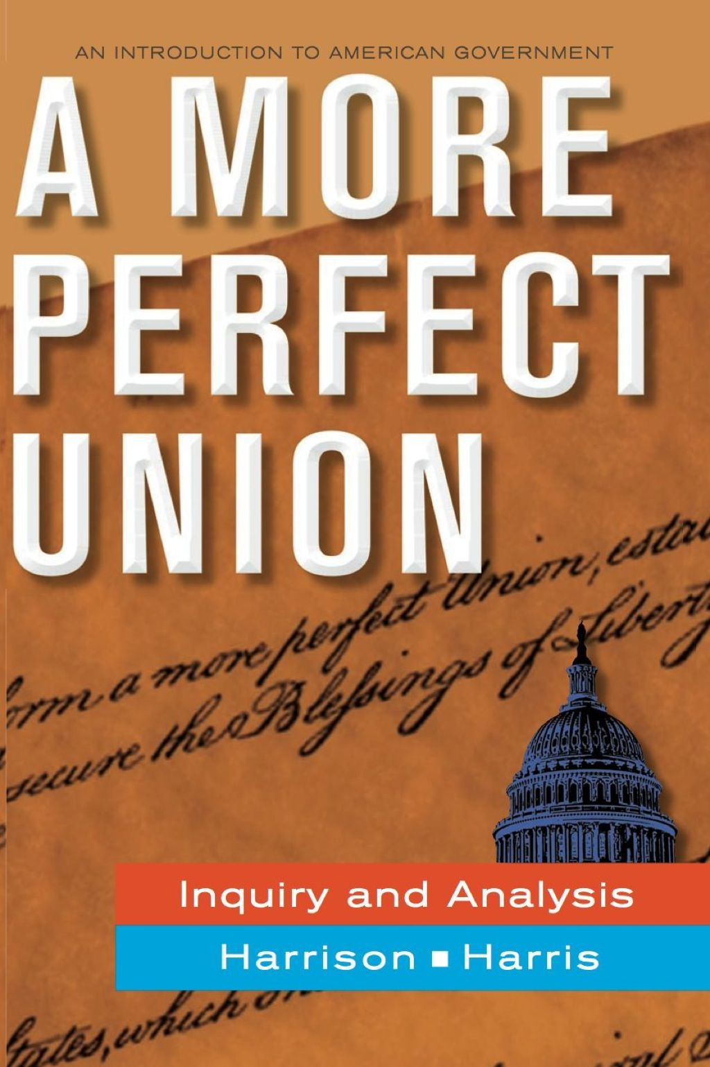 A More Perfect Union Ebook Rental In