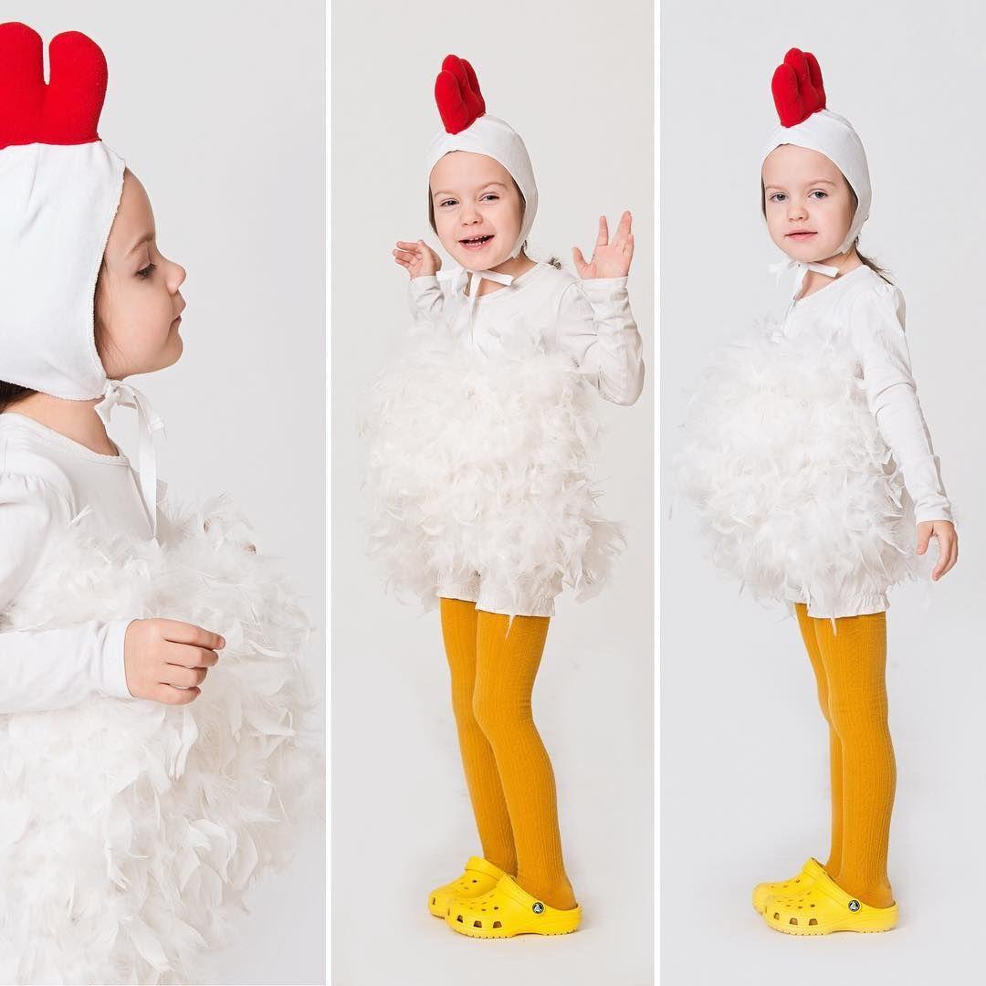 DIY Chicken Costume   Chicken costumes, Halloween costumes and Costumes