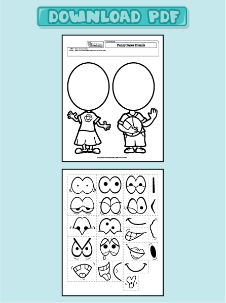Creative, hands-on preschool worksheets, are just what a preschooler ...