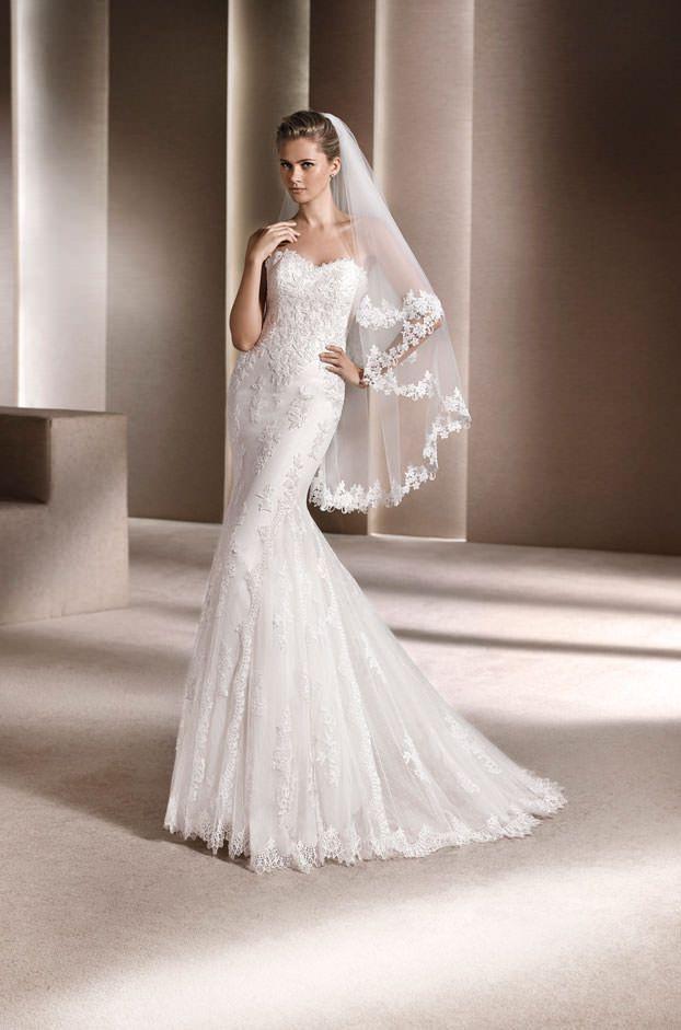 Vestidos de ceremonia la sposa