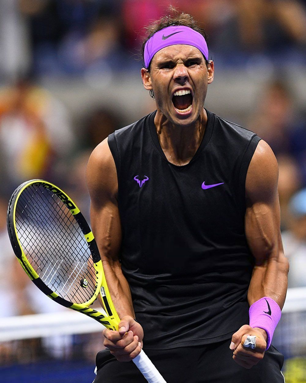 Rafael Nadal Fan Page On Instagram And The Winner Of The Best Outfit Open Is Us Open 2019 Many Thanks For In 2020 Nadal Tennis Rafael Nadal Tennis