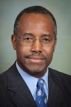 Ben Carson Sr , M D , the award-winning pediatric