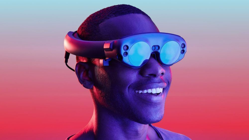 Magic Leap Plans to Expand to Mobile AR Web design