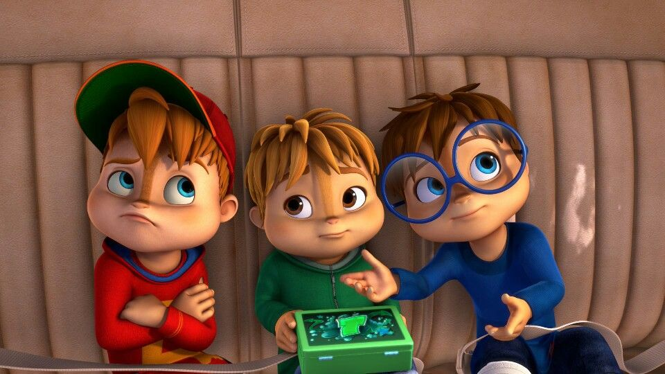 Alvinnn And The Chipmunks Alvin And The Chipmunks Alvin And