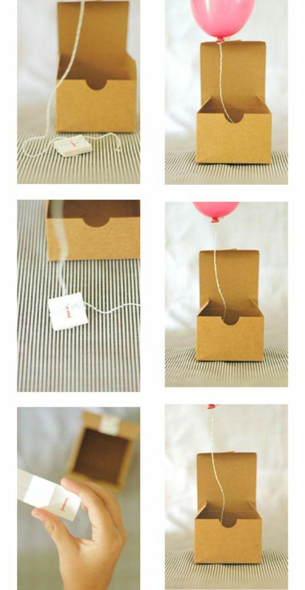 Idée Anniversaire Original 64 idées d'emballage cadeau original   Archzine.fr | Cadeau