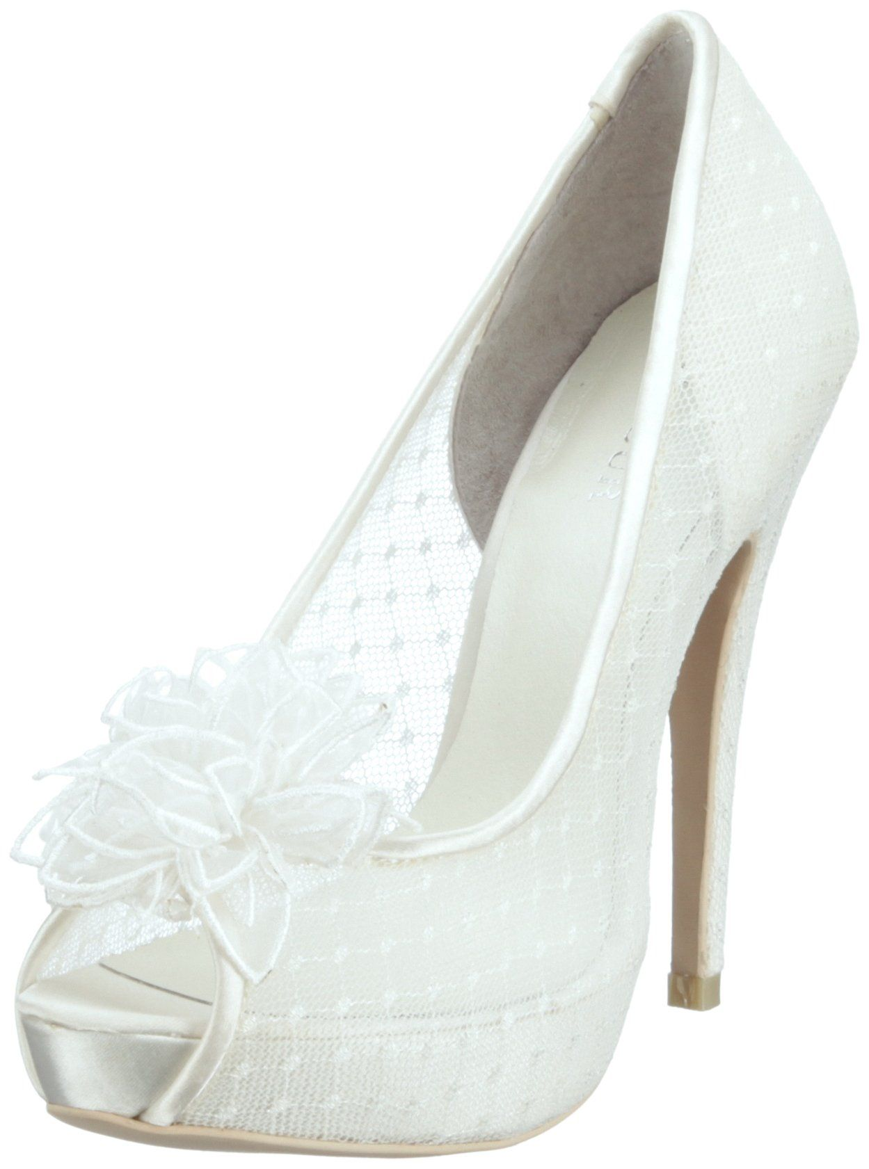 Menbur Wedding Women's Adelia Ivory Bridal 5 UK