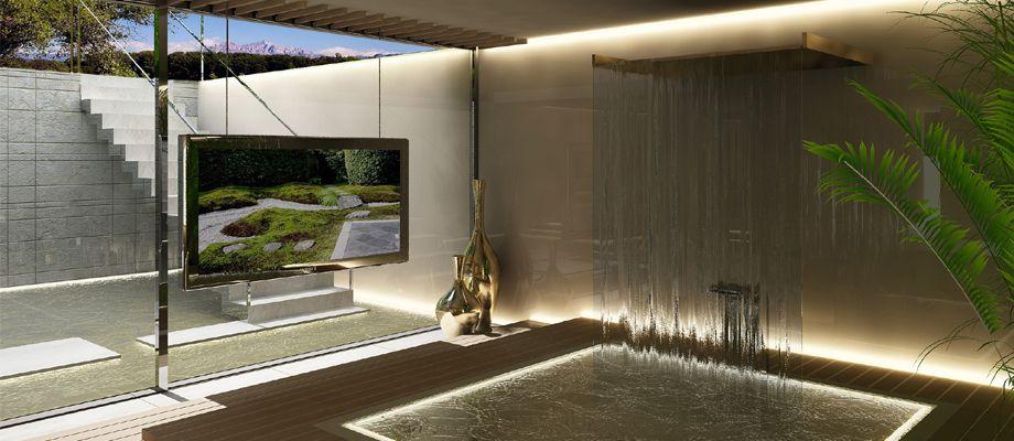 Home SPA concept designed by Alberto Apostoli    www