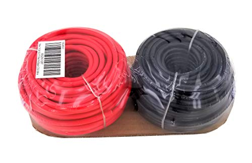 Gs Power 10 Gauge Stranded Flexible Copper Clad Aluminum Cca Primary Automotive Wire In 2020 Ac Wiring Car Audio Gauges