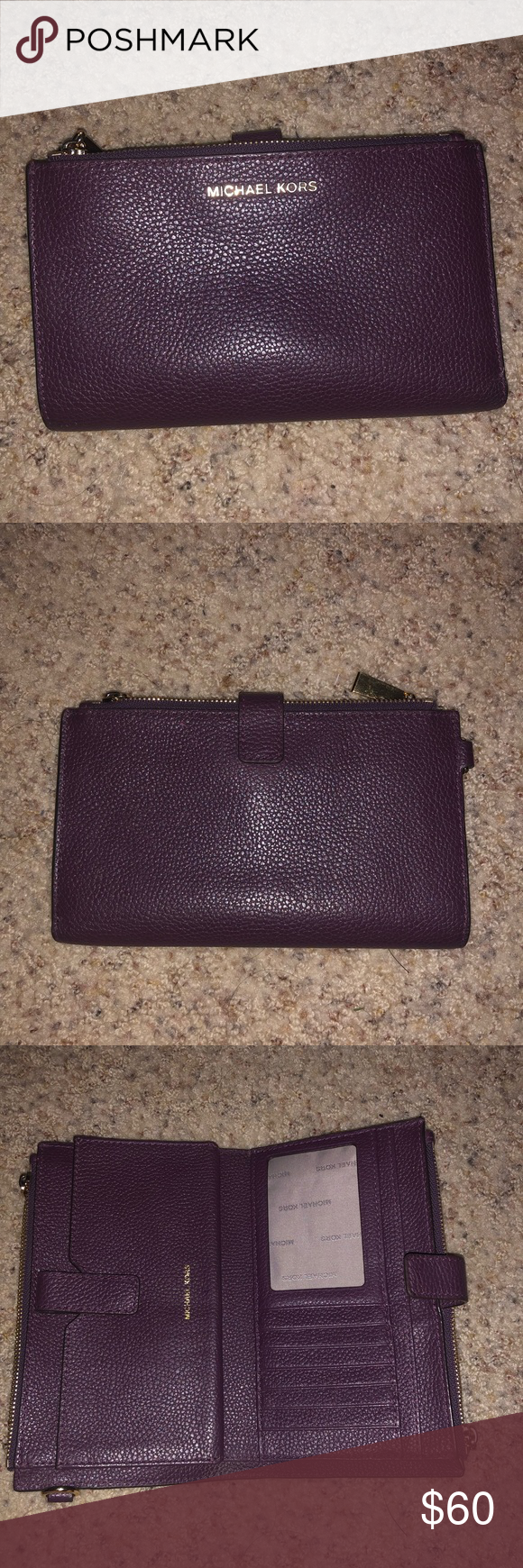 Michael Kors Phone Wallet Wallet Michael Kors Phone Wallet