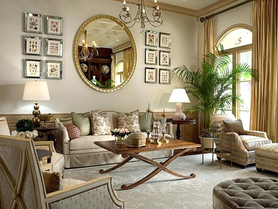 Related Image Gold Wallpaper Living Room Living Room Mirrors Mirror Wall Living Room