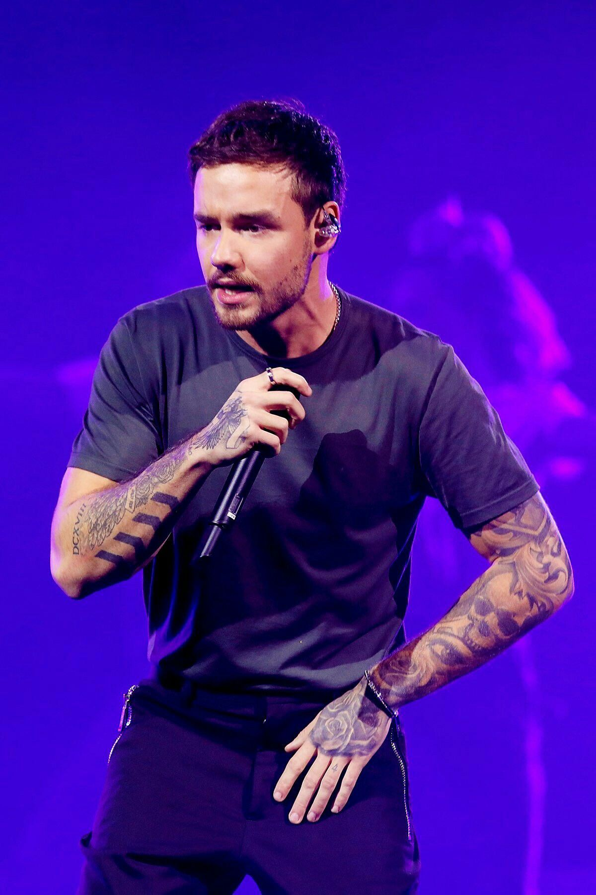 Liam Payne 😍 performing at Westfield 10th birthday concert