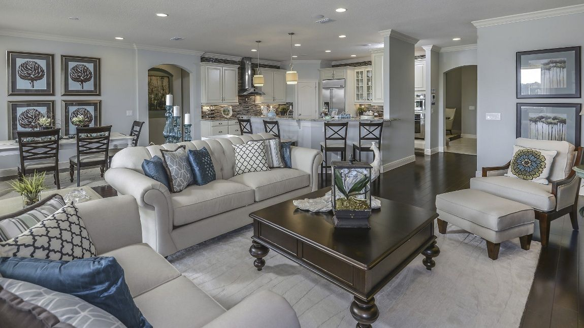 Homes For Sale At The Canyons Highland Ranch In Clermont Florida