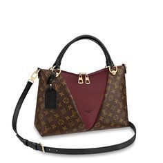 V Tote MM Monogram - Handbags | LOUIS VUITTON  #Louisvuittonhandbags  V Tote MM Monogram - Handbags | LOUIS VUITTON  #Louisvuittonhandbags #louisvuittonhandbags