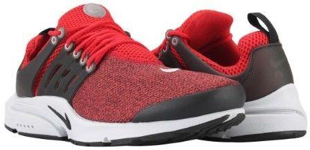 c70a66701398 Nike Men s Air Presto Essential University Red Black Black Running Shoe 12  Men US