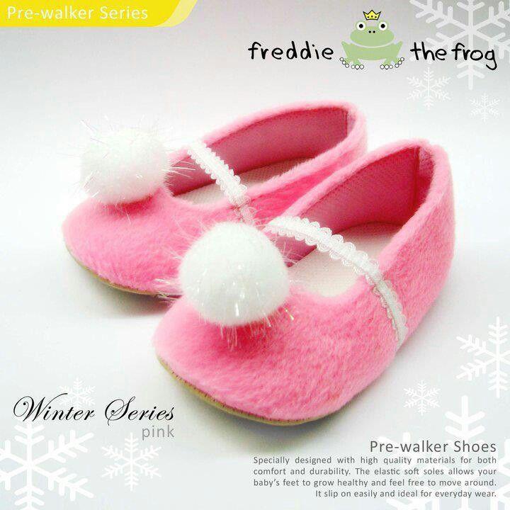 Sepatu Freddie The Frog Winter Pink 90ribu Ukuran Sol No 3 11 Cm Untuk Umur Sekitar 0 6 Bulan No 4 11 5 Cm Seki Sepatu Perlengkapan Bayi Anak