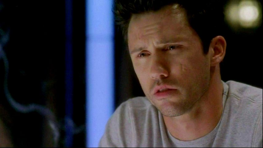 For as often as I see pictures of David Creegan, you would think God would give me at least one good dream with him in it.   Pictured: David Creegan (Jeffrey Donovan)