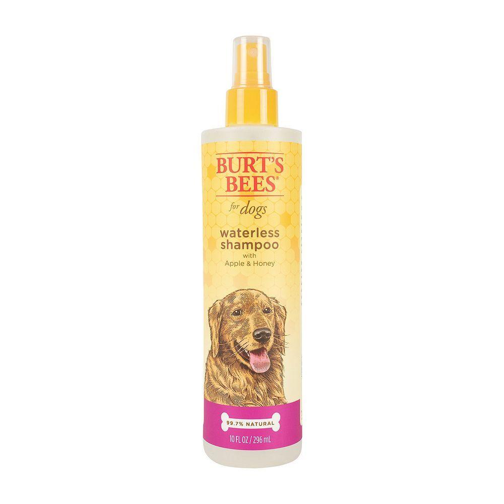 Burt S Bees For Pets Waterless Dog Shampoo Spray 10 Oz In 2021 Dog Shampoo Deodorizing Spray Natural Pet Care