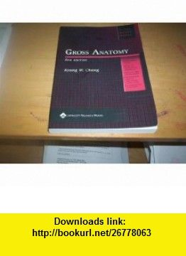Brs Gross Anatomy Board Review Series 9780781753098 Kyung Won