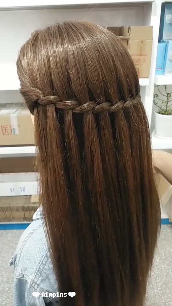 Long Hair Hairstyles For Girl  Hairstyles Tutorials Compilation