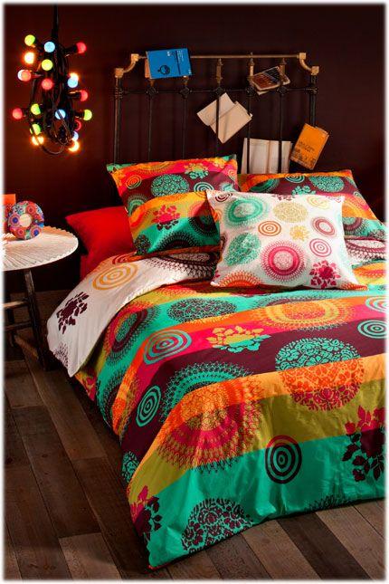 Draps de la collection desigual boho home bedroom decor room decor - Desigual home decor ...