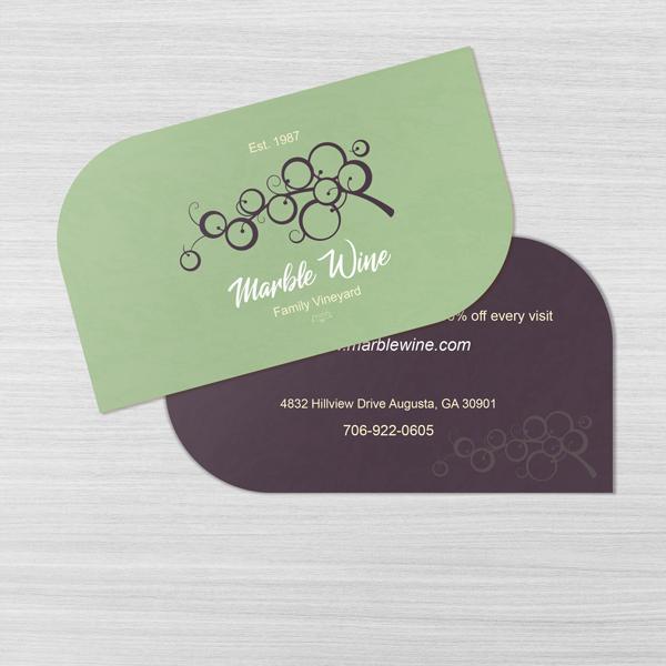 Custom Business Card Printing Design At Gotprint Com Printing Business Cards Shaped Business Cards Custom Business Cards