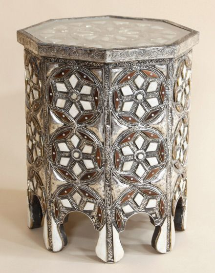 Awesome Furniture, Lighting And Decor By Moroccan Bazaar. Moroccan Side  TableMoroccan ...
