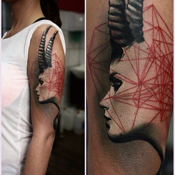 35 femme fatale tattoos