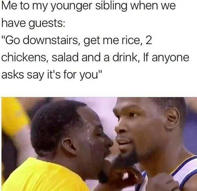 100 Memes Guaranteed To Make All Siblings Laugh Harder Than They Should