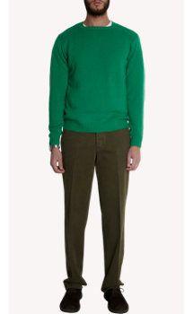 Aspesi Crewneck Long Sleeve Pullover