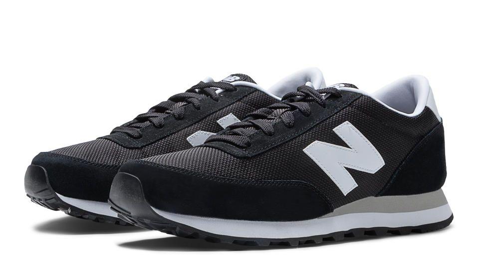 black new balance 501
