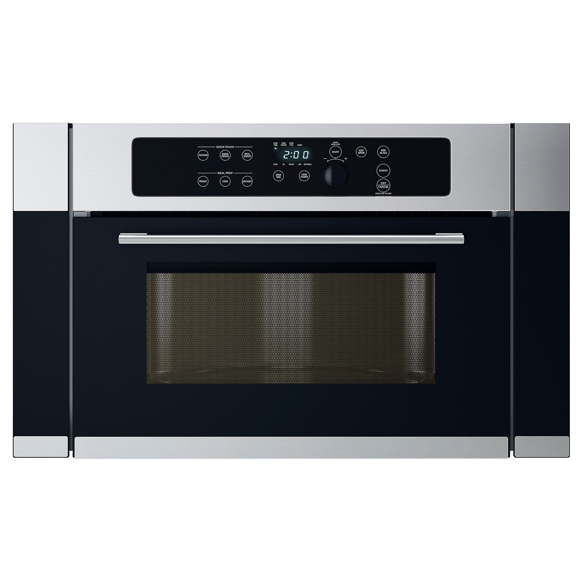 Nutid Microwave Oven Stainless Steel Stainless Steel