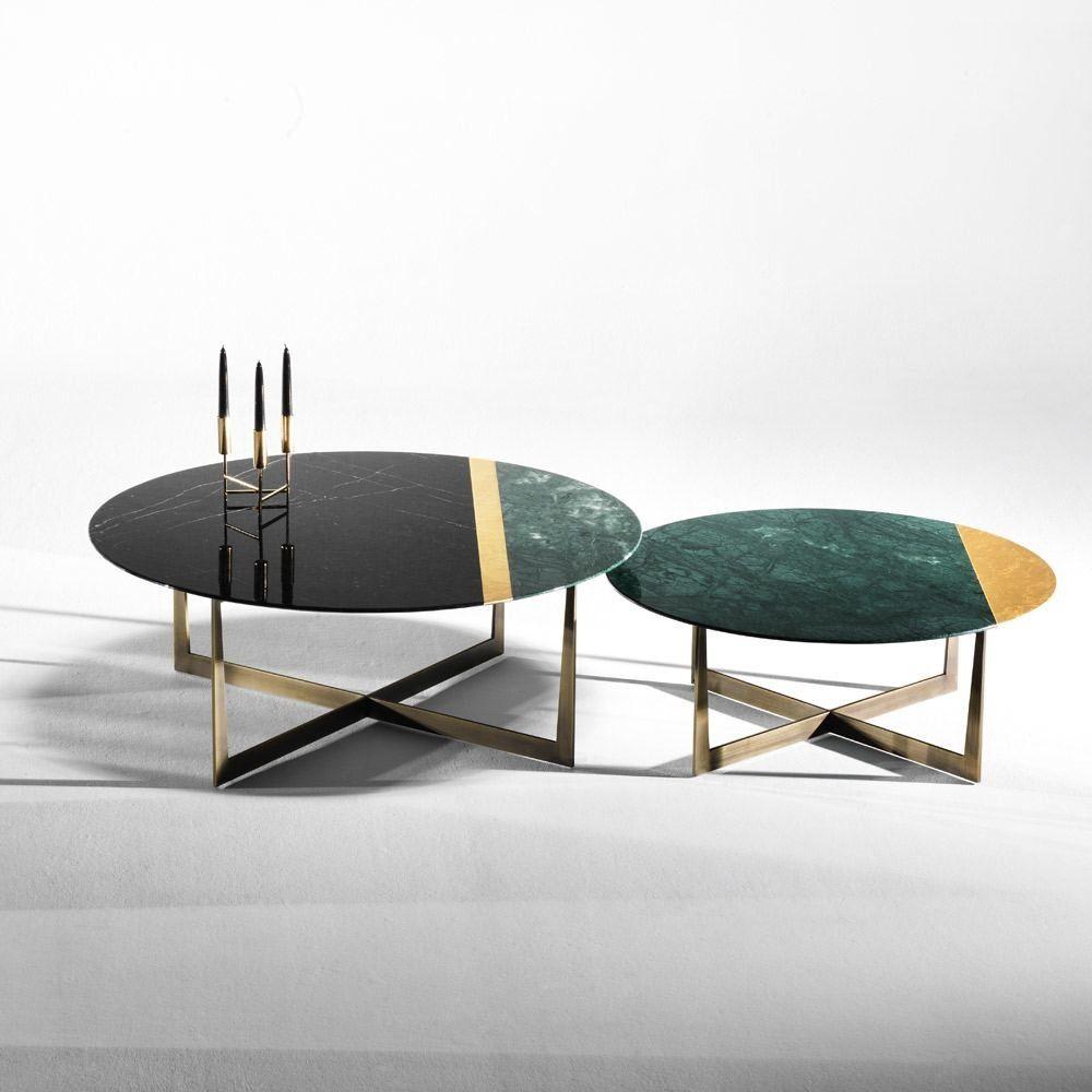 Alex Mint Slice Of Jupiter Round Coffee Table Marble Gold Leaf Marble Round Coffee Table Coffee Table Marble Coffee Table [ 1000 x 1000 Pixel ]