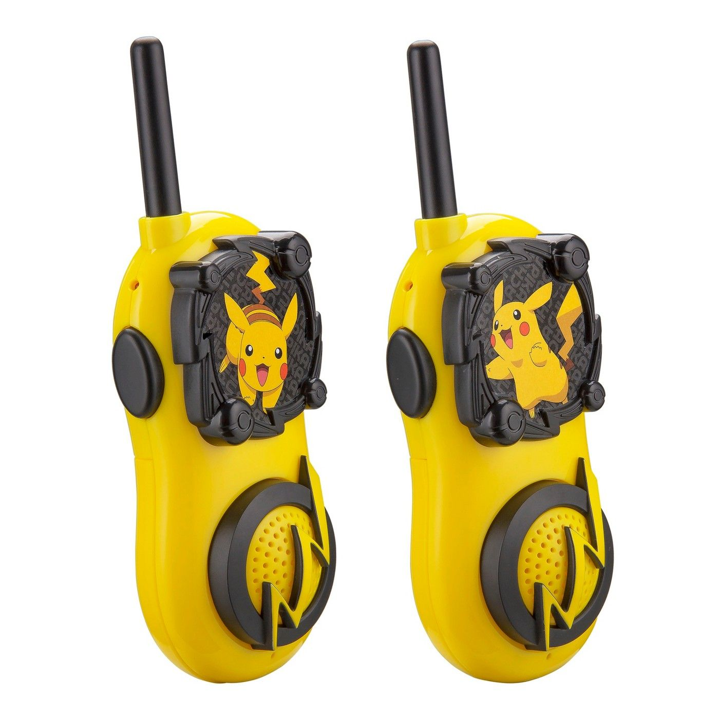 Pokemon Pikachu Walkie Talkies Long Range 2 Way Radios Affiliate