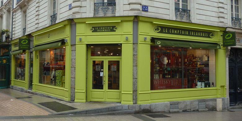 Angers Le Comptoir Irlandais Comptoir Irlandais Irlandais Epicerie Anglaise