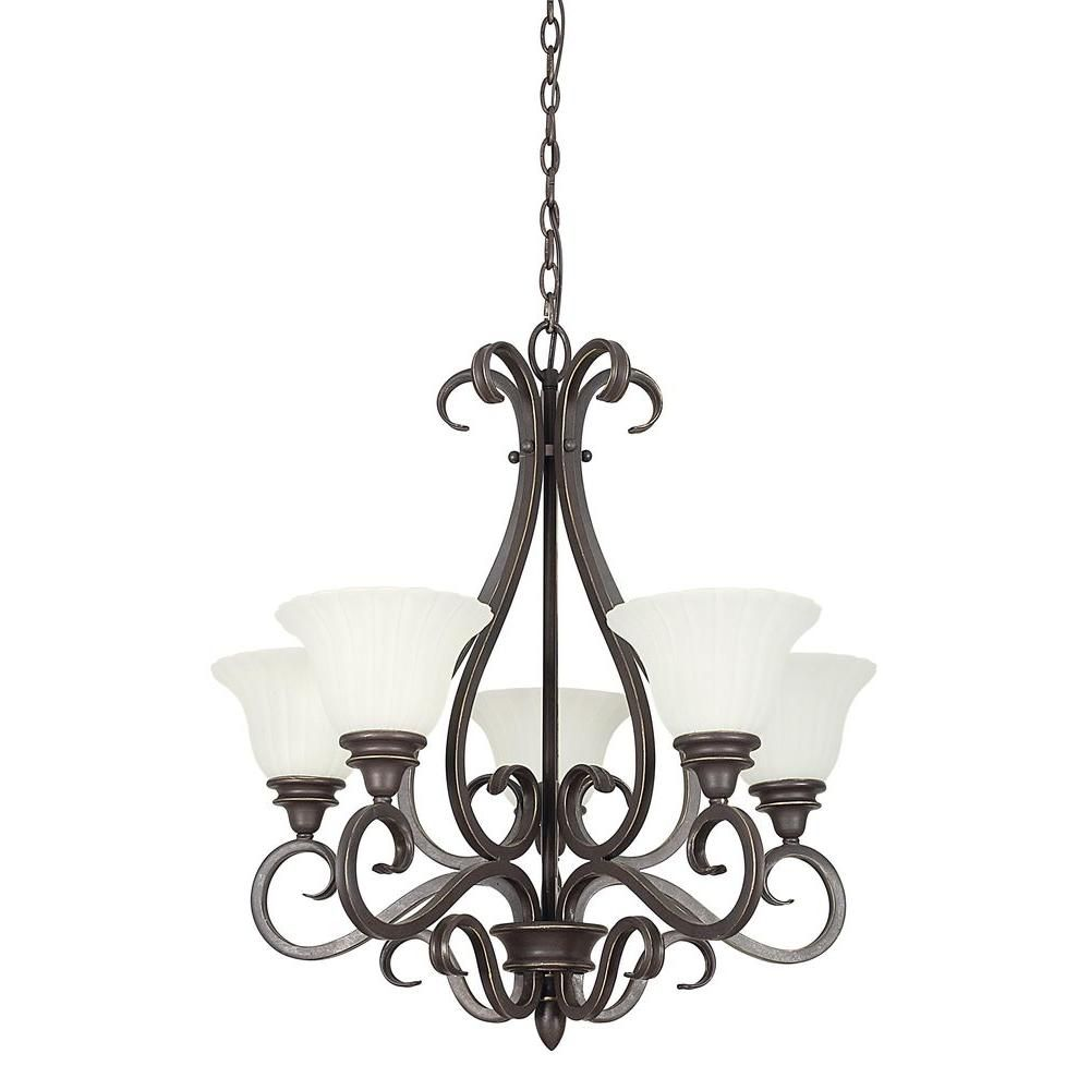 Lighting remick 5 light black onyx chandelier sunset lighting remick 5 light black onyx chandelier arubaitofo Gallery