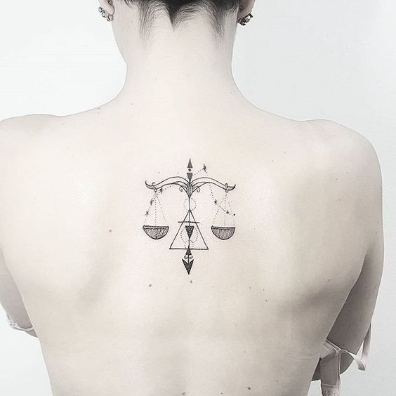 60 Best Libra Tattoo Ideas Hike N Dip Libra Tattoo Libra Zodiac Tattoos Balance Tattoo