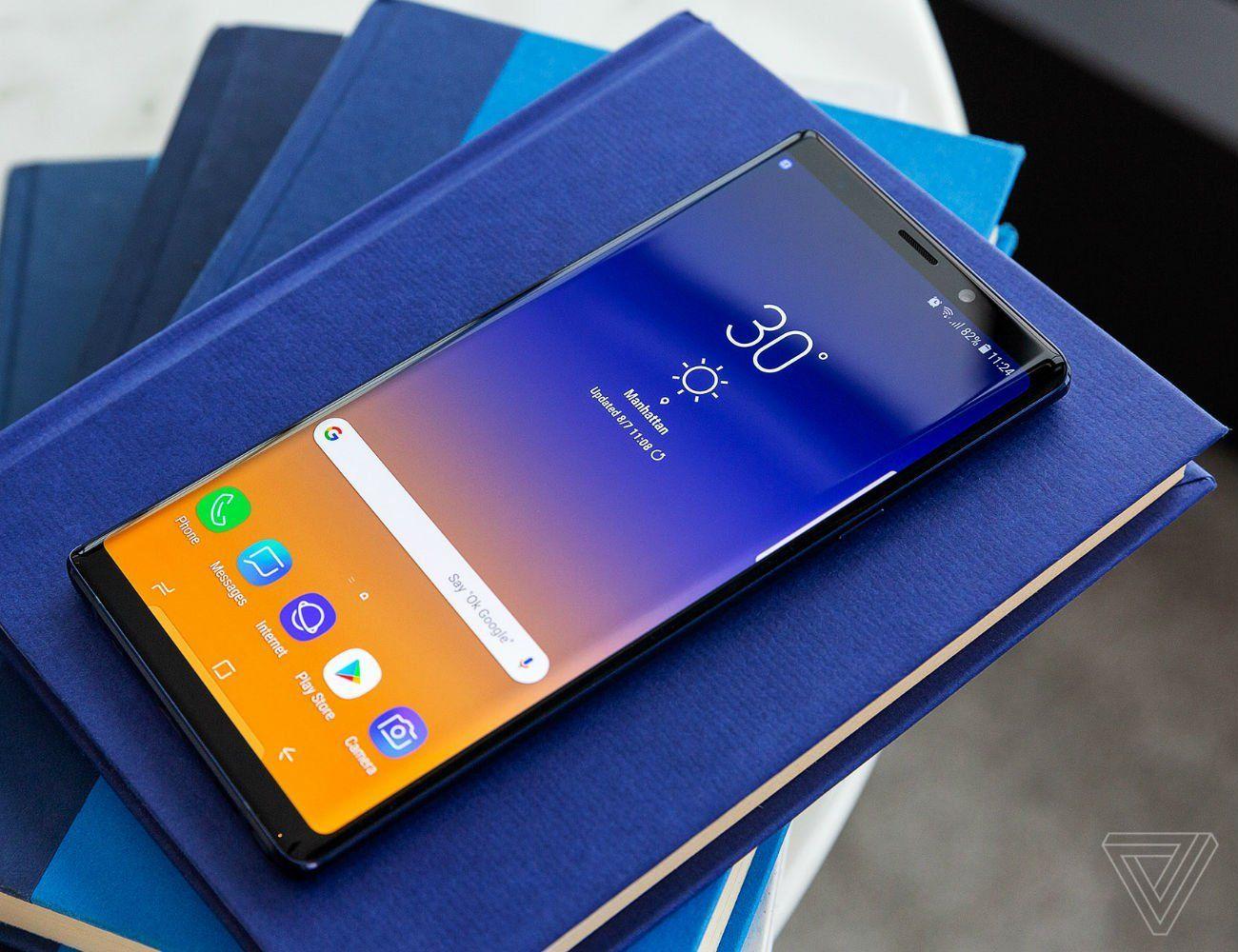 Samsung Galaxy Note 9 Smartphone Galaxy Note Galaxy Note 9 Samsung Galaxy