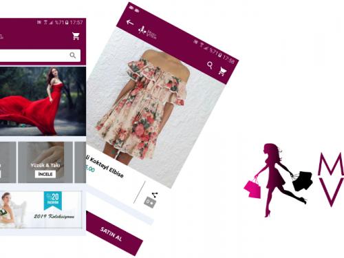 ModaVoque Mbosoft 2.el Kadın Satış eTicaret Sitesi