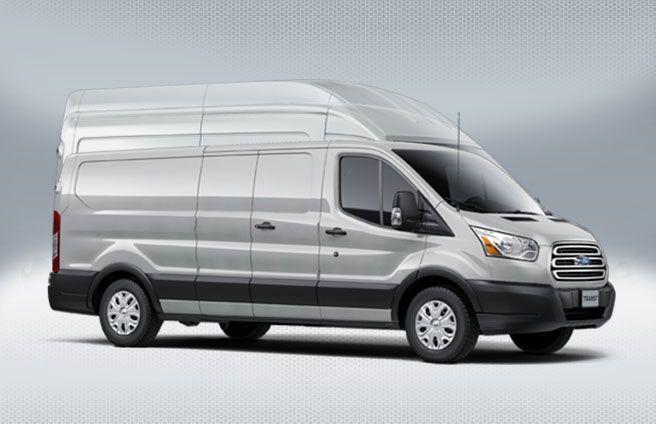 Three Roof Heights Ford Transit Vans Cool Trucks